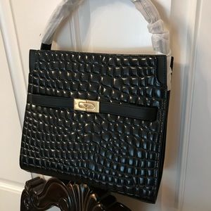 Tory Burch Lee Radziwill Small Double Bag